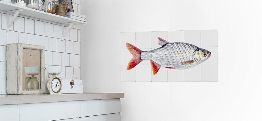 adesivi da parete per la cucina