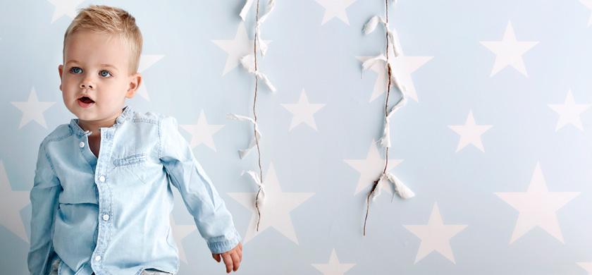 carta da parati stelle