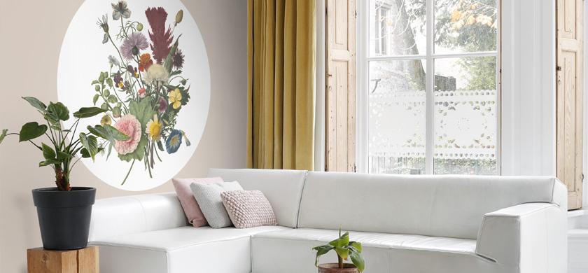 adesivi da parete per il soggiorno