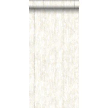 carta da parati legno di scarto bianco