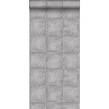 carta da parati calcestruzzo grigio