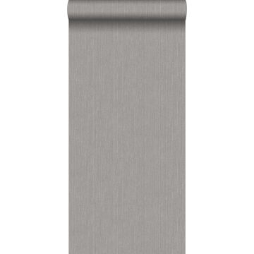 carta da parati struttura di denim grigio talpa